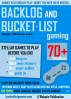 Backlog and Bucket List Gaming Issue 3 by Jason Jack