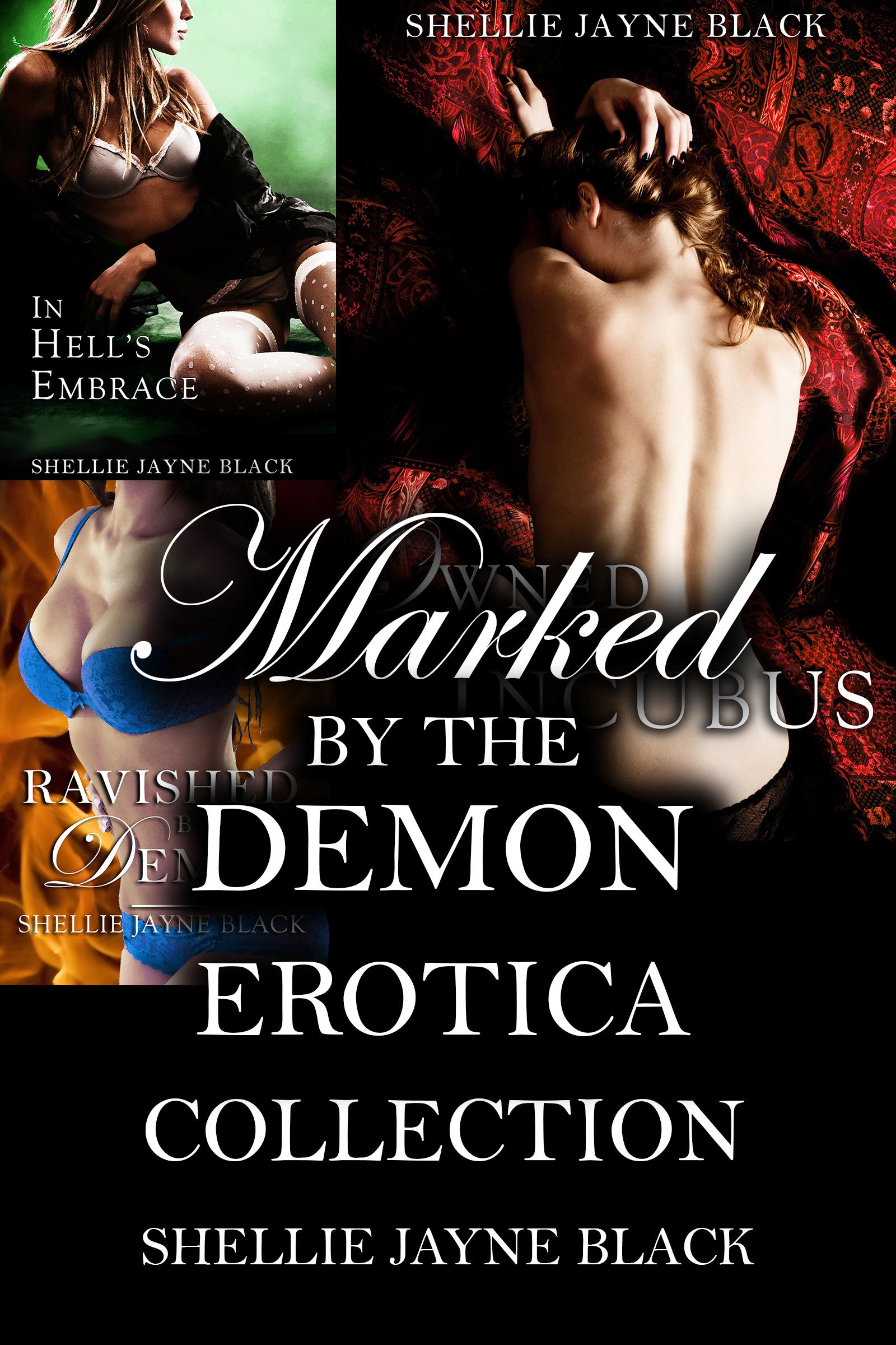 Erotic stories demon porn image