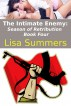 The Intimate Enemy: Season of Retribution - Book Four by Lisa Summers