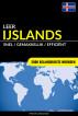 Leer IJslands - Snel / Gemakkelijk / Efficiënt: 2000 Belangrijkste Woorden by Pinhok Languages