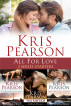 All for Love - 3 Series Starters by Kris Pearson