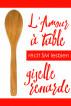 L'Amour à table : récit SM lesbien by Giselle Renarde