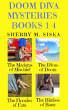 The Doom Diva Mysteries Books 1 - 4 Box Set: Four Humorous Cozy Mysteries by Sherry M. Siska