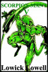Scorpion-Man I: Part V by Lowick Lowell