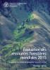 Évaluation des ressources forestières mondiales 2015: Comment les forêts de la planète changent-elles? Deuxième édition by FAO
