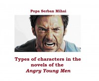 Types of characters in the works of angry young men generation