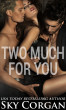 Two Much for You by Sky Corgan