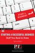 Starting a Successful Business: Stuff You Need to Know by Debi J Peverill