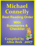 Michael Connelly - Best Reading Order - with Summaries & Checklist - Compiled by Albie Berk by Albie Berk