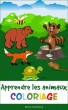 Coloriage : Apprendre les animaux by Alina Dumitrescu