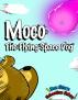 Moco the Flying Space Dog by Sebastian Schug
