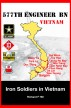 Iron Soldiers In VietnamThis book will be an enjoyable read for any soldier who served with an engineer unit in Vietnam. Iron Soldiers is the story of the 577th Engineer Battalion (Construction) in Vietnam from January of 1967 through January of 1968 by Richard F Hill