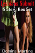 Lesbians Submit: 5 Story Box Set by Domina Martine