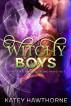 Witchy Boys 2: Something Wicked, Something Hot by Katey Hawthorne