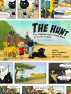 The Hunt For Captain Kuro From Mars By The Men In Black Comic Strip Booklet by Nick Broadhurst