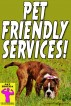 Pet Friendly Services by Jack Morningwood