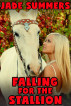 Falling for the Stallion by Jade Summers