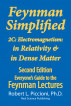 Feynman Lectures Simplified 2C: Electromagnetism: in Relativity & in Dense Matter by Robert Piccioni