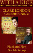 With A Kick - Collection No. 2 by Clare London