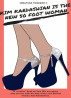 Kim Kardashian is the New 50 Foot Woman by Jonathan Foodgod II