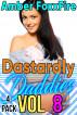 Dastardly Daddies 4-Pack Vol 8 by Amber FoxxFire