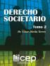 Derecho societario (tomo II, 4a. edición) by César Dávila Torres