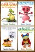 Quatre histoires fantastiques pour endormir les enfants de 3-6 ans by Scott Gordon