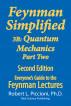 Feynman Lectures Simplified 3B: Quantum Mechanics Part Two by Robert Piccioni