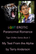 LGBT Erotic Paranormal Romance  My Test From The Alpha  (Tiger Shifter Series Book 3) by Terry Anderson