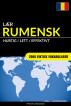 Lær Rumensk - Hurtig / Lett / Effektivt: 2000 Viktige Vokabularer by Pinhok Languages