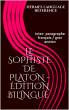 Le Sophiste de Platon -  Édition Bilingue Inter-Paragraphe Français / Grec Ancien by Hermes Language Reference