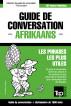 Guide de conversation Français-Afrikaans et dictionnaire concis de 1500 mots by Andrey Taranov