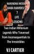 Narendra Modi Baba Ramdev 7 Life Lessons by VJ Cartier