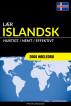 Lær Islandsk - Hurtigt / Nemt / Effektivt: 2000 Nøgleord by Pinhok Languages