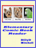 Elementary Comic Book Reader by Billy Mitchell