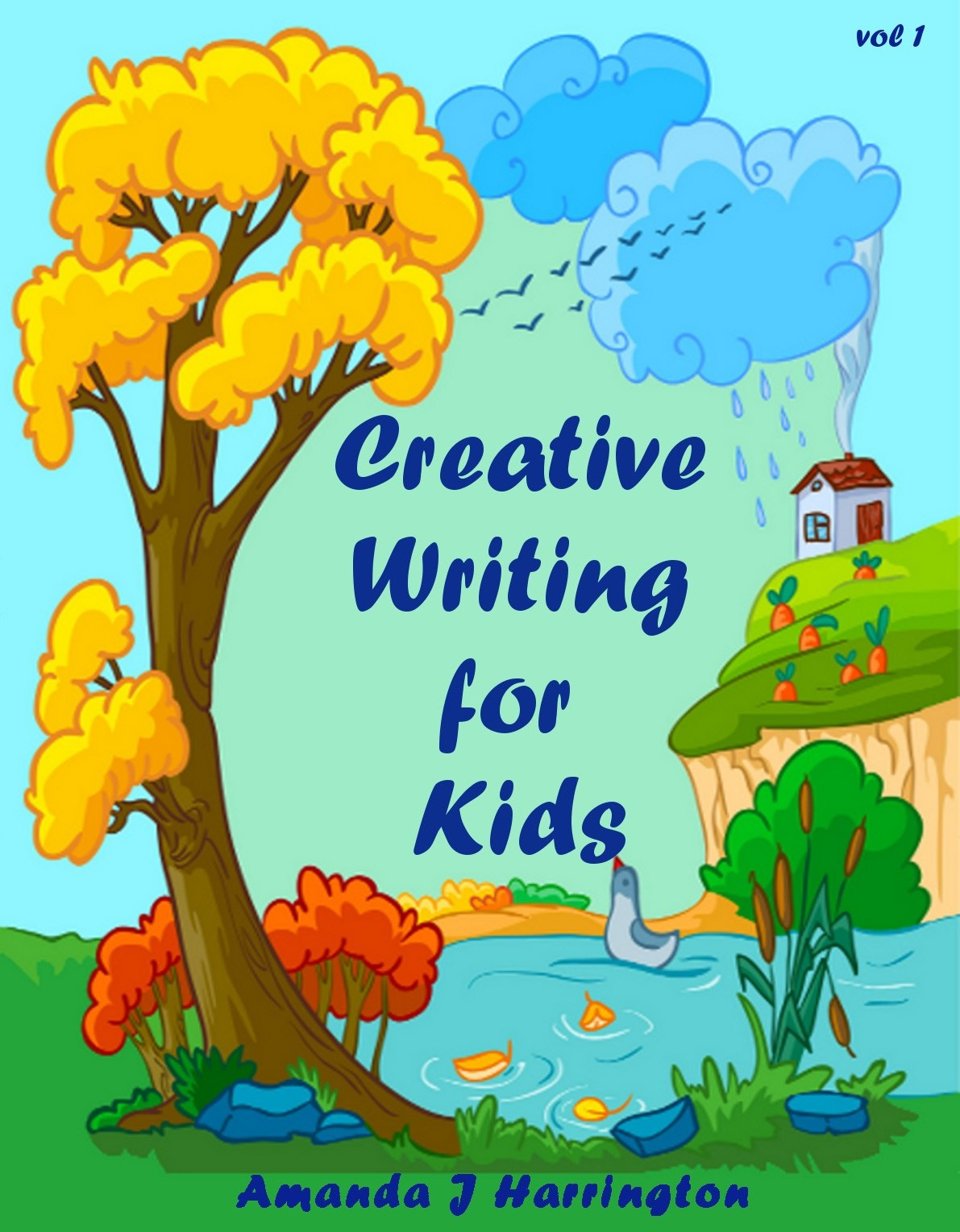 books on creative writing