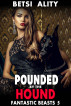 Pounded By The Hound : Fantastic Beasts Erotica 5 by Betsi Ality