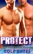 Stepbrother Romance:  Protect (First Time MM Experience) by CWGPublishers
