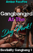 Bestiality Gangbang 1: Gangbanged At The Dog Park by Amber FoxxFire