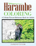 Harambe Coloring: A Tribute Picture Reference Book for Adults by Jasmine Taylor