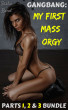 Gangbang: My First Mass Orgy by Sasha Bond