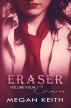 Eraser Crimson by Megan Keith