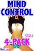 Mind Control 4-Pack Vol. 1 by Krissy Cox