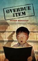 Peter Menadue - Overdue Item