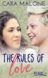 The Rules of Love: A Lesbian Romance by Cara Malone