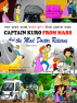 Captain Kuro From Mars and The Mad Doctor Returns - Nepali Version by Nick Broadhurst