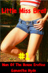 Little Miss Brat #1 (Man Of The House Erotica) by Samantha Hyde