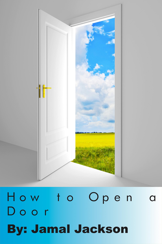 Фотошоп как сделать за дверью