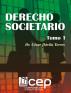 Derecho societario (tomo I, 4a. edición) by César Dávila Torres