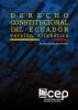 Derecho constitucional del Ecuador (versión alfabética) by Ramón Eduardo Burneo